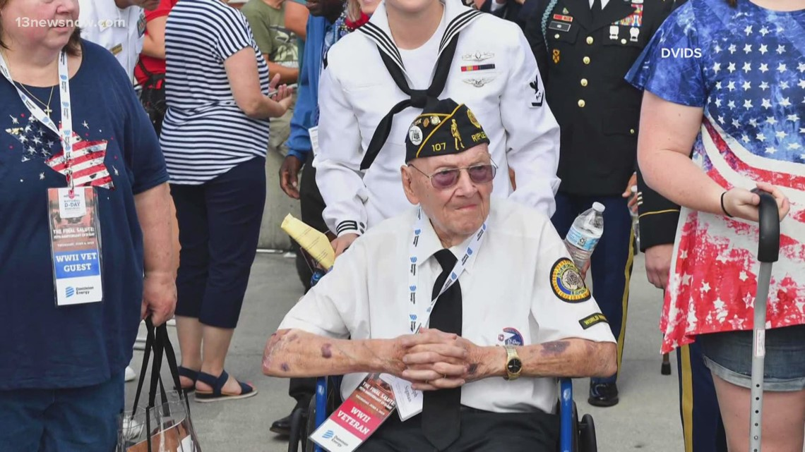 Helping veterans age in place