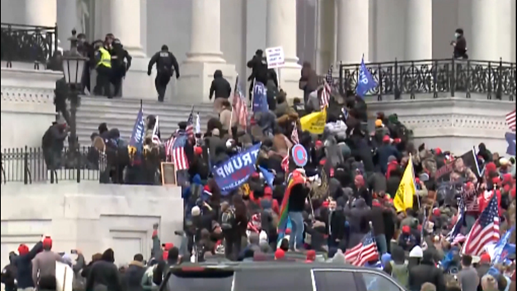 Select Committee to begin its work, studying January 6 mob attack on U.S. Capitol