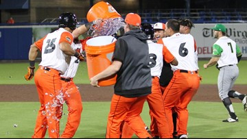 Tides rally again for 5th straight win