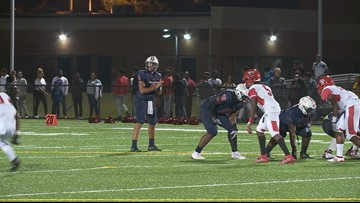 Athlete of the Week: Maury's Eric Gibson