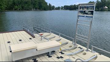 York County unveils ADA accessible canoe-kayak launch