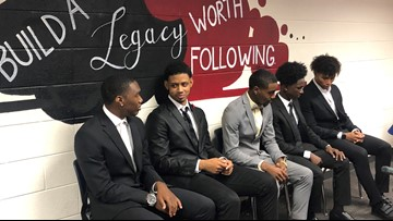 IN SESSION: Suffolk students spread financial literacy through startup business
