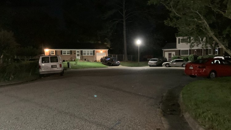 Man shot, killed on Aqueduct Drive in Newport News