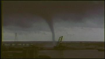 This Week in Weather History: Tornadoes across Hampton Roads, July 24, 1997