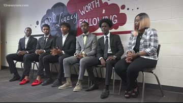 IN SESSION: Suffolk students spread financial literacy through 'FLIP' startup business