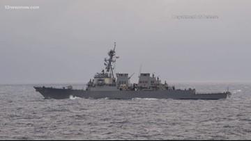 USS Ramage to deploy next week