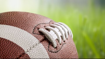 Chesapeake Sheriff's Office hosts 3-day youth football camp