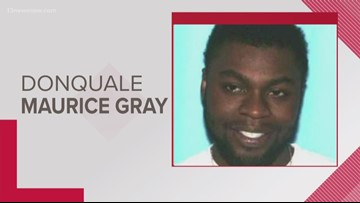 Virginia State Police looking for man accused of shooting a police officer