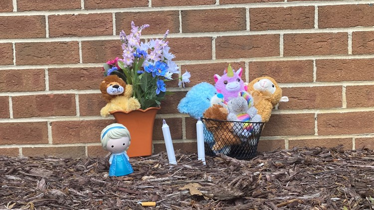Newport News community holds 'care' walk following stabbing attack on two children