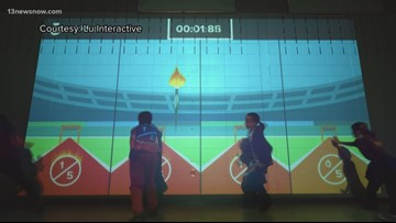 Virginia Beach Education Foundation using grant money for technology to improve physical education