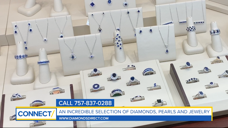 CONNECT with Diamonds Direct