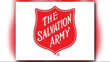 The Salvation Army in Williamsburg is suffering a food shortage during a time when families need it most