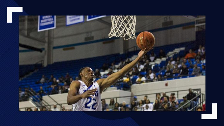 Despite Marrow's 40 pts., Pirates fall in OT to High Point