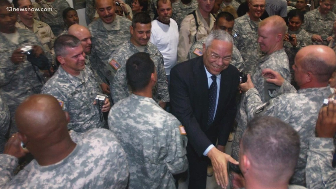 Remembering Colin Powell Following His Death at 84