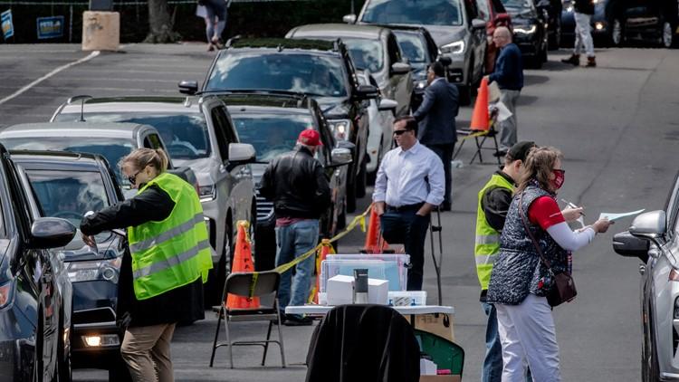 GOP delegates in Virginia choose nominee for governor