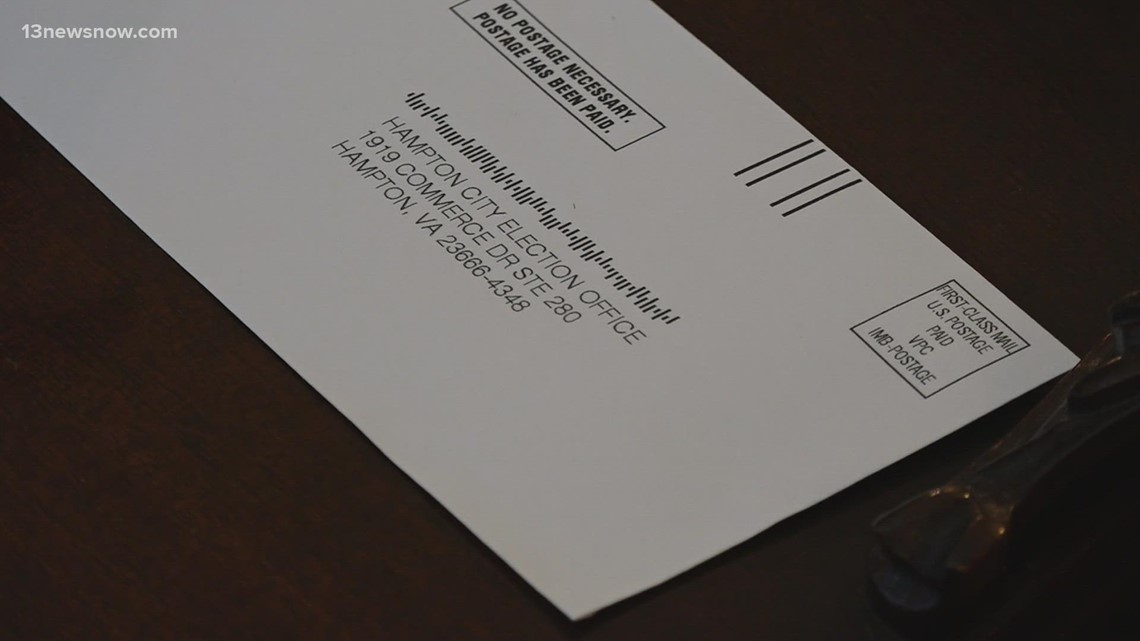 Confusion over absentee ballots in Hampton