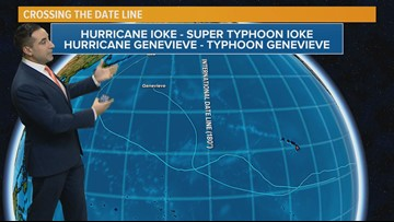 TIM TALK: Hurricanes vs. typhoons