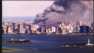 13News Then: September 11, 2001 in Hampton Roads