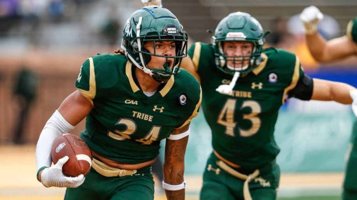 William & Mary continues to roll under head coach Mike London