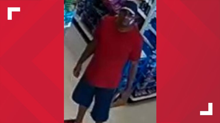 Dollar Tree Exposure Suspect from Kill Devil Hills