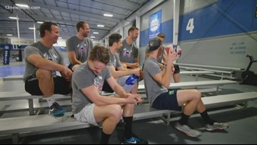 NEWSMAKER: World Police and Fire Games U.S. Men's Volleyball team in Hampton Roads