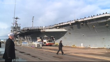 Opposition for retiring USS Harry S. Truman grows