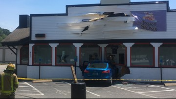 A-Mayes-N Soulfood reopens months after a car crashed into it