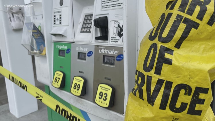 Gas stations running out of fuel as pipeline operations restart