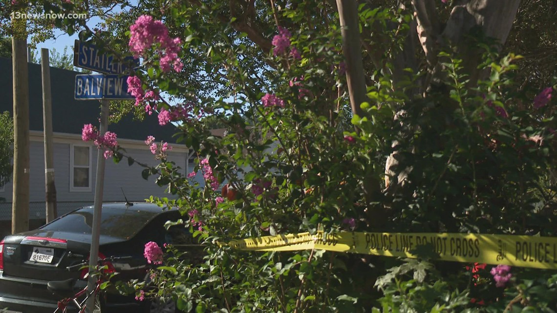 Norfolk Police: Man kills child, shoots woman before turning gun on himself