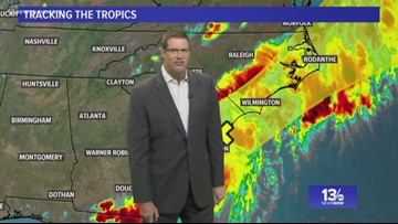 FORECAST: 13News Now at 11 p.m. on August 17, 2019