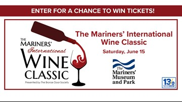 Mariners' Wine sweepstakes rules