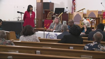 NAACP, ACLU discuss racial disparity in drug testing