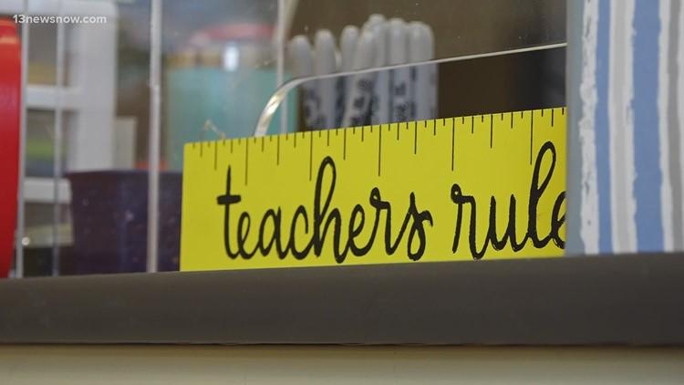 Teachers needed in several Hampton Roads school divisions