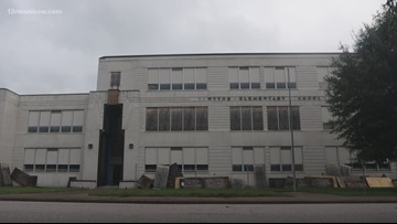 Former Hampton elementary school to become apartments