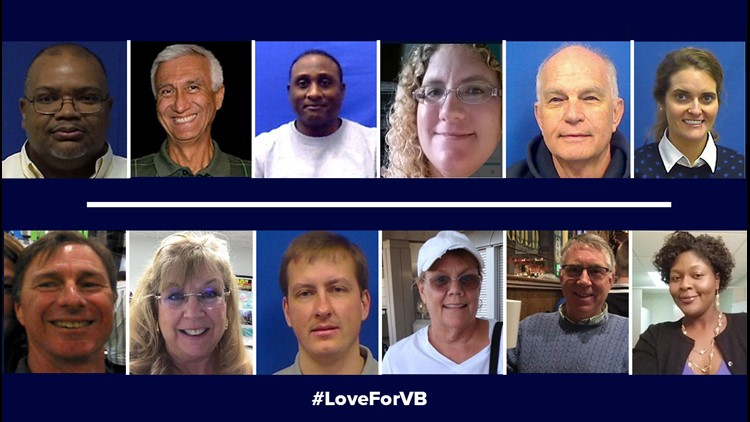 One year later, we remember those who died in the Virginia Beach Municipal Center shooting.