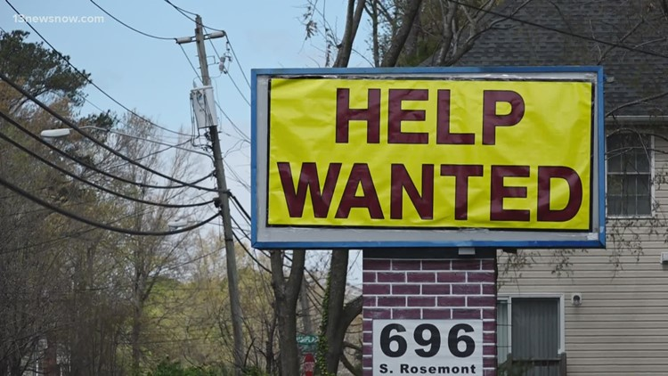 Restaurants and Other Businesses Struggling to Find Workers