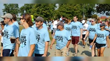 Community walk event in Virginia Beach raises awareness about Huntington's disease