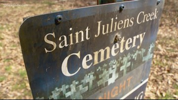 Chesapeake group works to document forgotten African-American cemeteries
