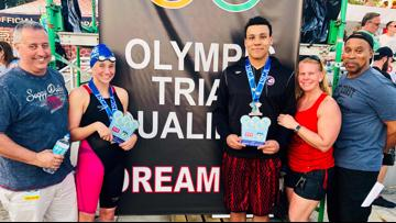 Two local swimmers qualify for U.S. Swimming Olympic Team Trials
