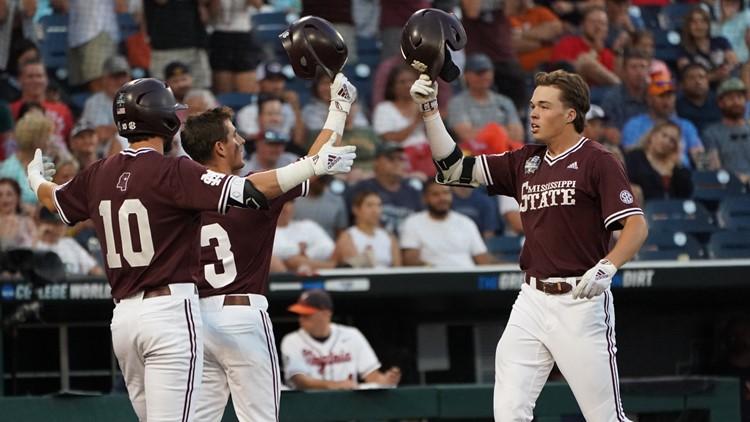 Mississippi State deals heartbreak to UVA in College World Series