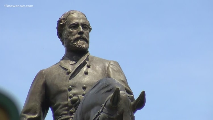 Virginia Supreme Court hears challenges to Robert E. Lee statue removal in Richmond