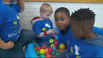 Portsmouth Special Olympics inspires inclusiveness between students