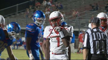 Athlete of the Week: Tony Grimes