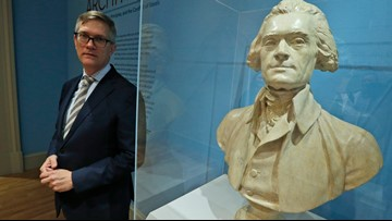 Chrysler Museum exhibit on Thomas Jefferson's architecture weaves in slavery's role