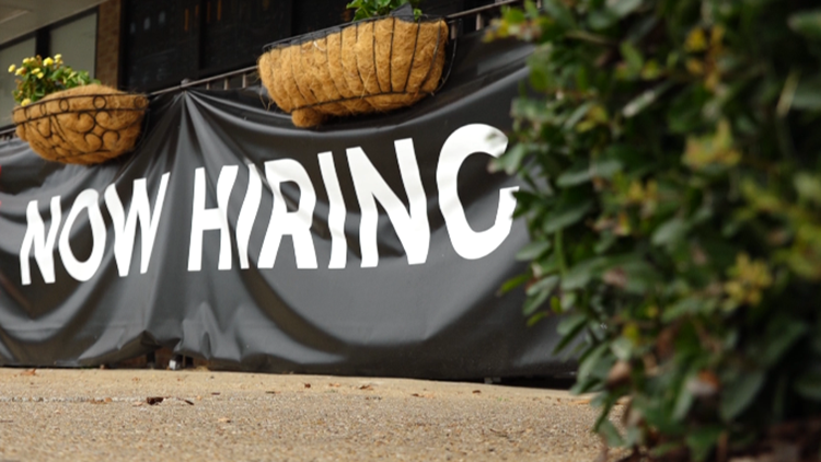Hampton Roads businesses try to fill open positions, but many aren't returning to work