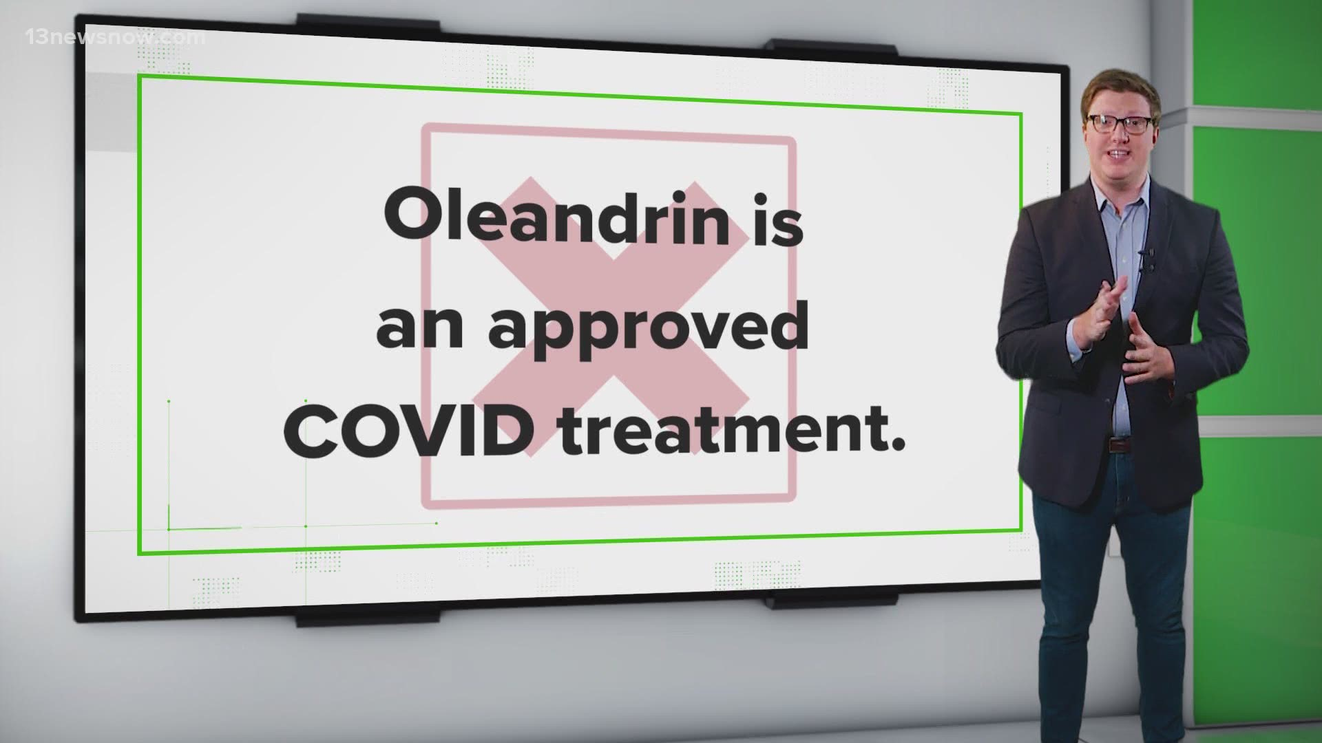 Mypillow Ceo Touts Oleandrin As Miracle Cure For Covid 19 13newsnow Com