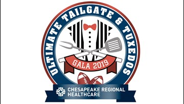 Chesapeake Regional Health Foundation Gala raises money for a worthy cause