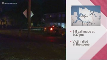 Deadly shootings in Norfolk, Newport News