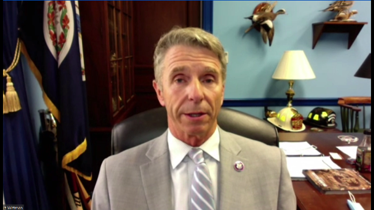 Wittman weighs in on new House mask mandate: 'It's not the right path to go'