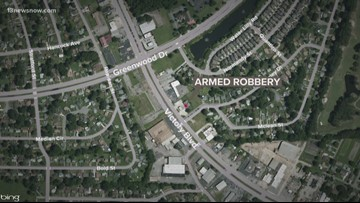 Search for two men who robbed Portsmouth Happy Mini Mart
